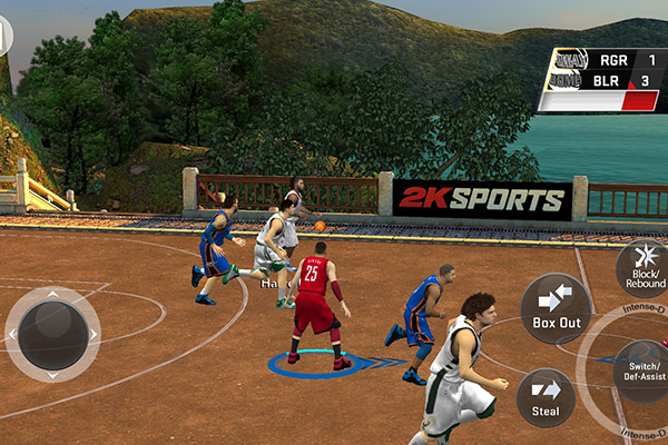 NBA 2K20 Android 04