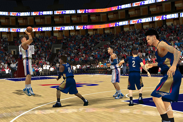 NBA 2k20 Android 01