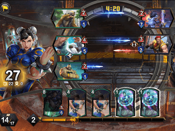 Teppen Android 1