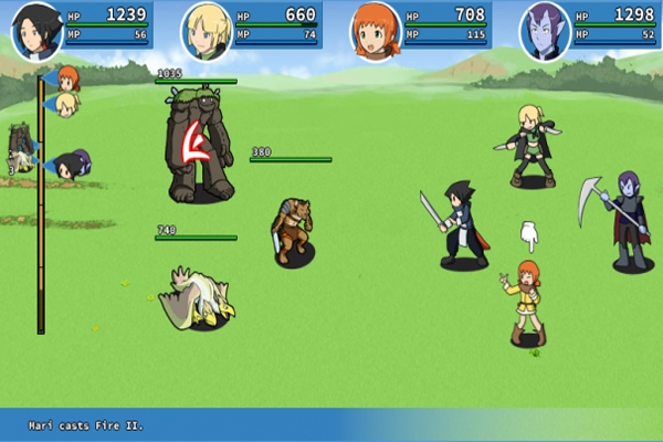 Crystal Story Android
