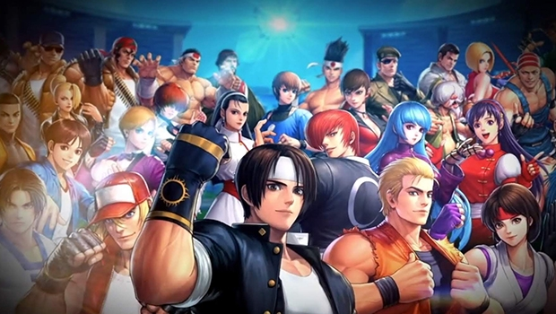 King Of Fighters All Star