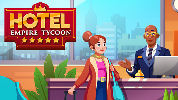android hotel empire tycoon logo