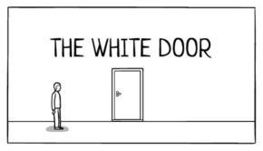 The White Door Android game logo