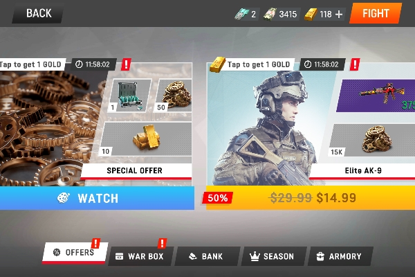 Warface Global Operations Android 03