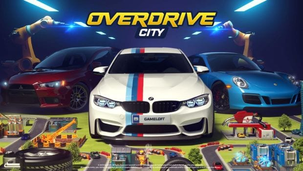 Overdrive City Featured