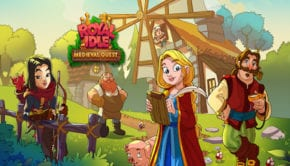 Android Royal Idle Medieval Quest 00