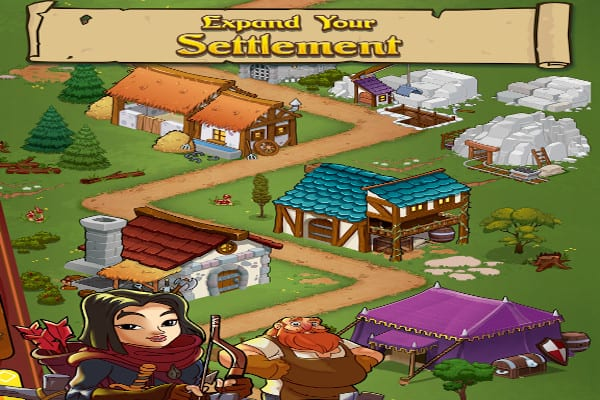 Royal Idle Medieval Quest Android 2
