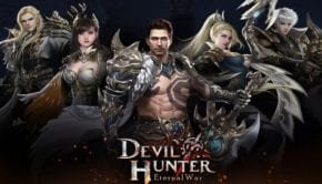 Devil Hunter M 0