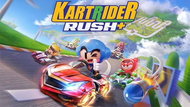 Android KartRider Rush 1