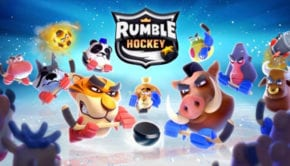 Android Rumble Hockey 1