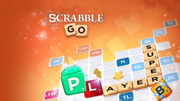 Android Scrabble Go 1