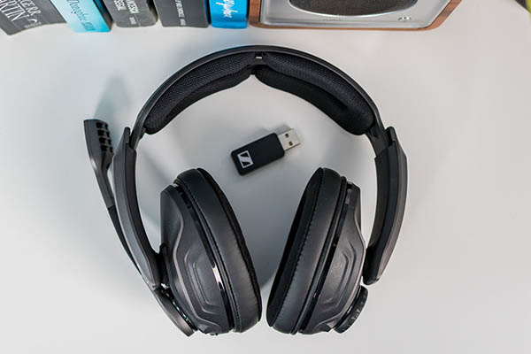 Android sennheiser gsp 370 dongle