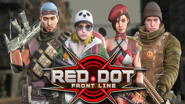 android Red Dot: Frontline 0