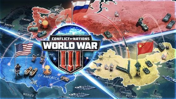 Conflict Of Nations: World War III MMO 1