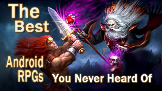 best android rpgs