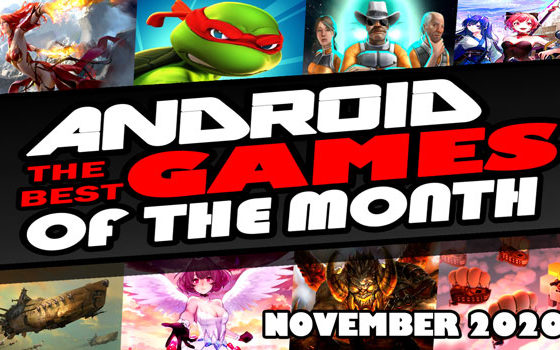 Best Android Games of November