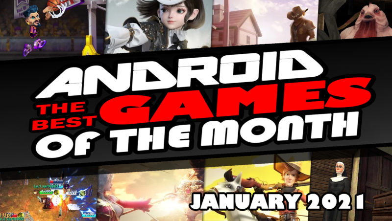 Best Android Games of January