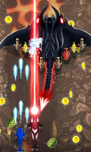 Sea Invaders Android 3