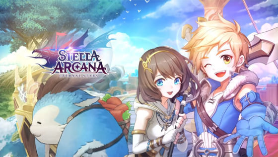 Stella Arcana Android Release 00