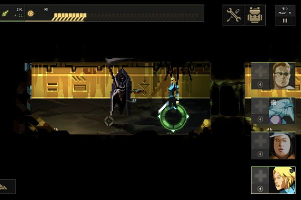 Dungeon of the Endless: Apogee screenshot