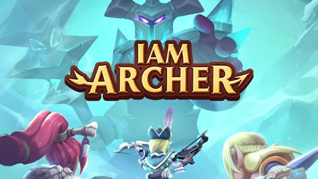 I Am Archero title