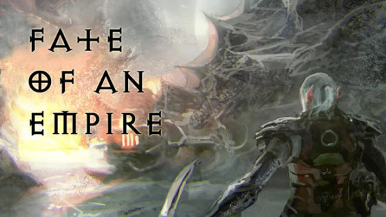 Fate of an Empire Title Screen