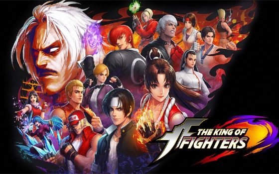 The King of Fighters Promo Image
