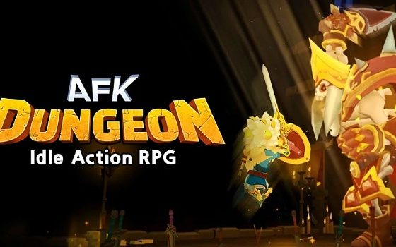 AFK Dungeon promo