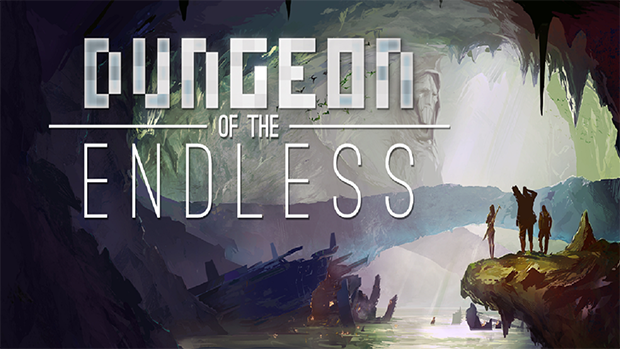 Dungeon of the Endless Apogee title screen
