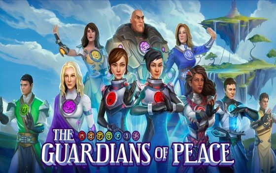 Guardians of Peace title