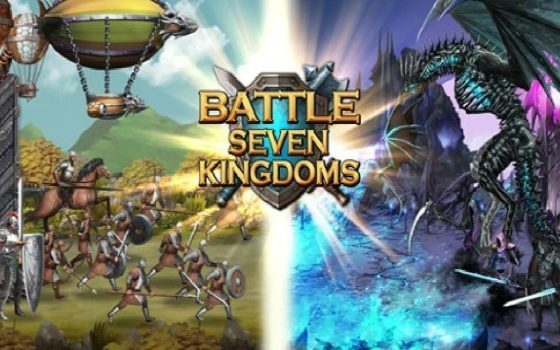 Battle Seven Kingdoms title