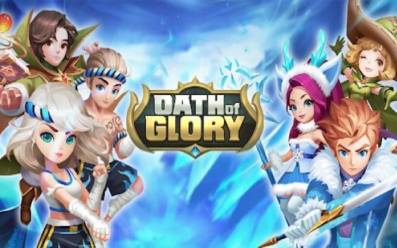 Oath of Glory Featured Image