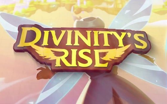 Divinity's Rise Cover