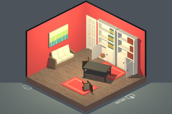 Tiny Room Stories Perspective