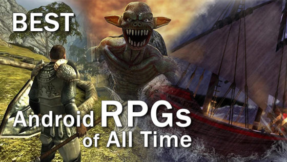 best android rpgs of all time