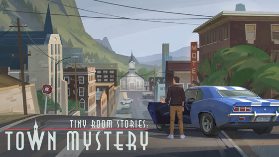 Tiny Room Stories title screen