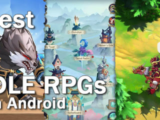 best idle rpgs on android