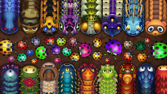 little big snake best multiplayer games for android