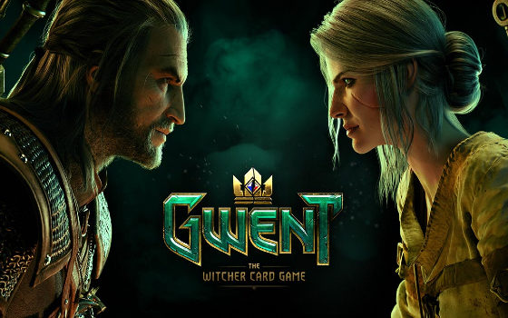 GWENT Price of Power Promo Image