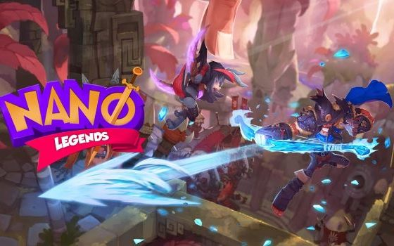 Nano Legends Launches on Google Play