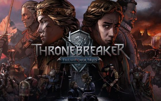 The Witcher Tales Thronebreaker Title