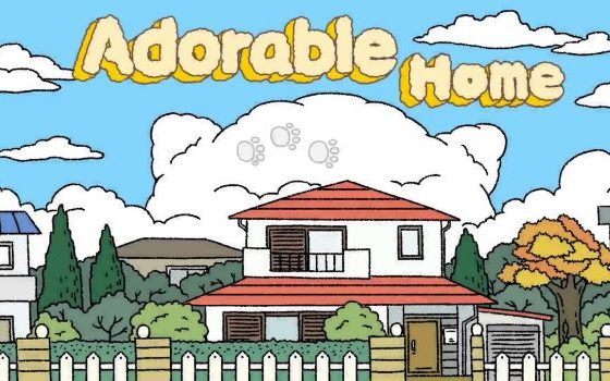 Adorable Home Title