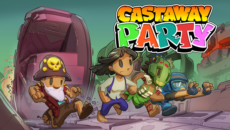 castaway party android featured image