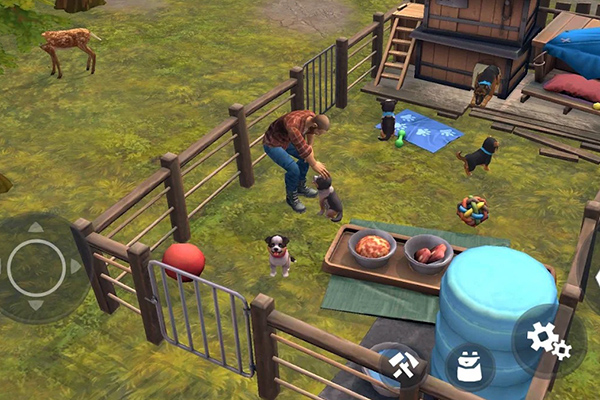 android day after zombie game pets