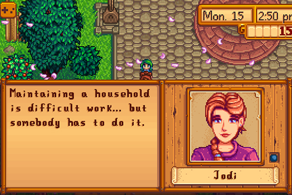 stardew valley android dialogue