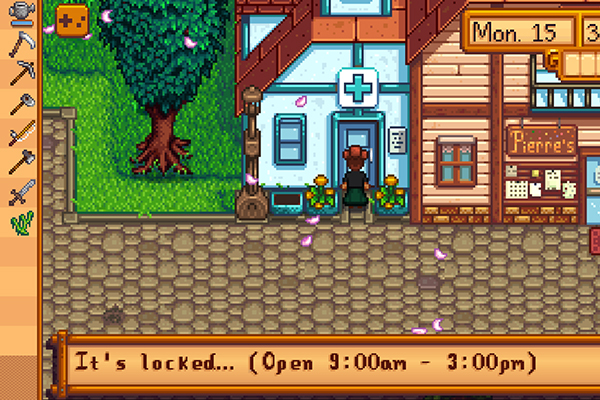 stardew valley android game world toolbar