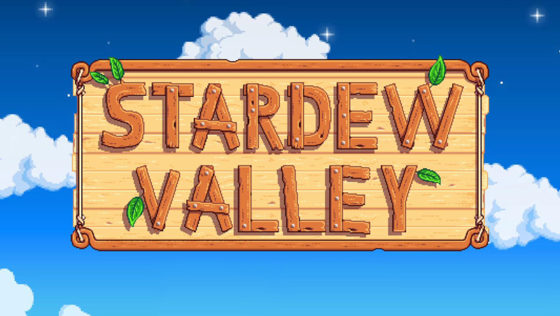 stardew valley android title screen