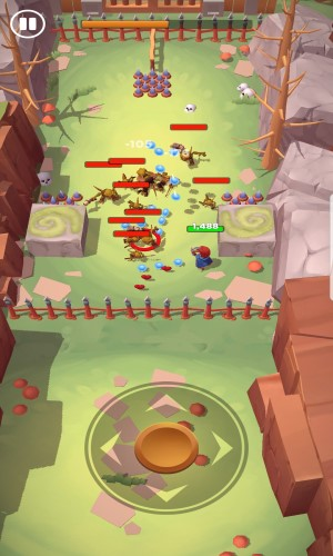 Rogue Land Gameplay First Level