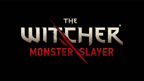 The Witcher: Monster Slayer Title Screen