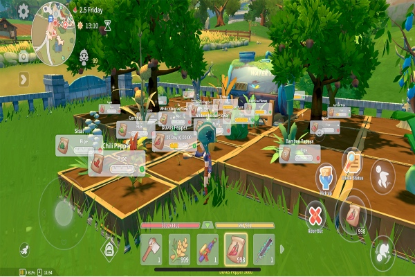 My Time At Portia - Managing the Farm